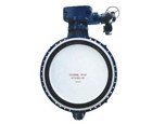 Rubber Sealed Butterfly Valve
