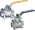 3-PC THREAD BALL VALVE